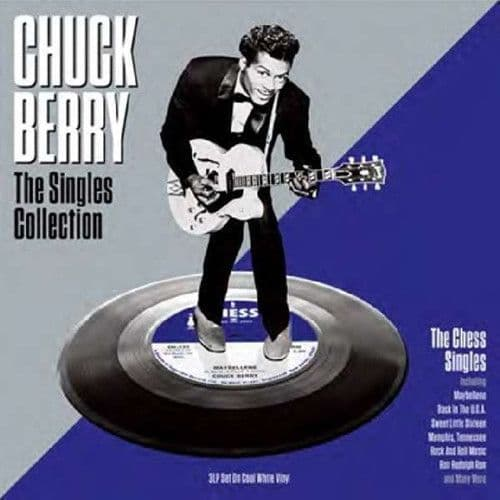 Chuck Berry<br>The Singles Collection